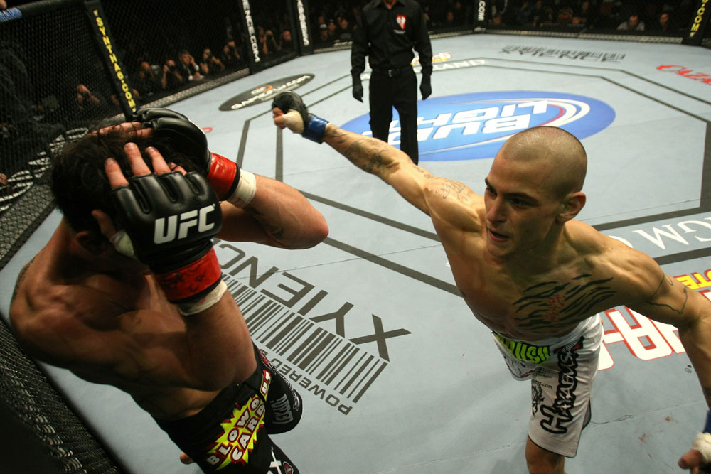UFC 125: Grispi vs. Poirier