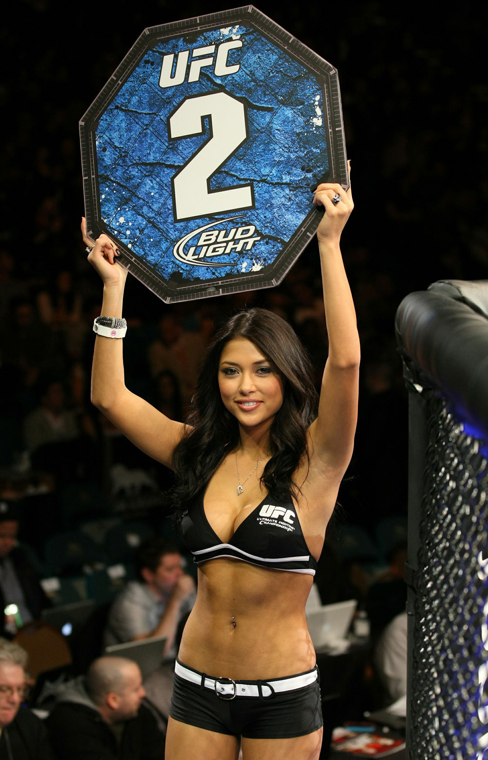 UFC 125: Arianny Celeste