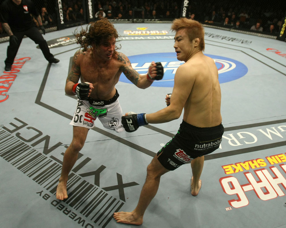 UFC 125:Guida vs. Gomi