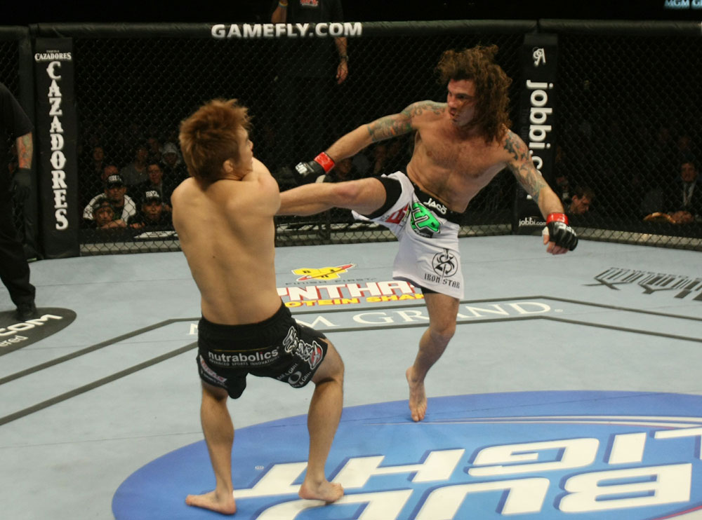 UFC 125: Guida vs. Gomi