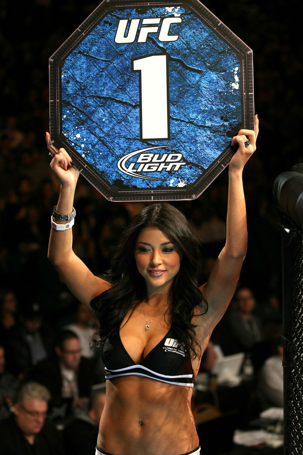 UFC 125: Octagon Girl, Arianny Celeste