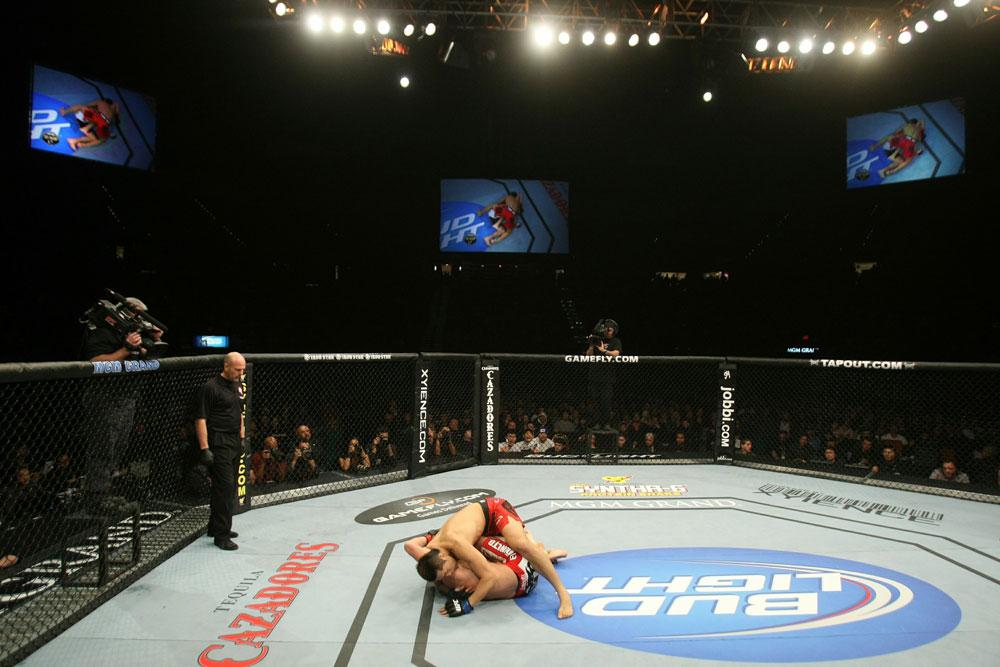 UFC 125: Diaz vs. Kim