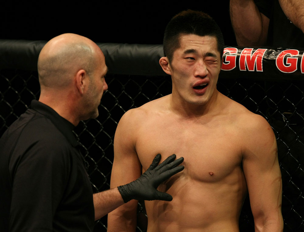 UFC 125: Dong Hyun Kim