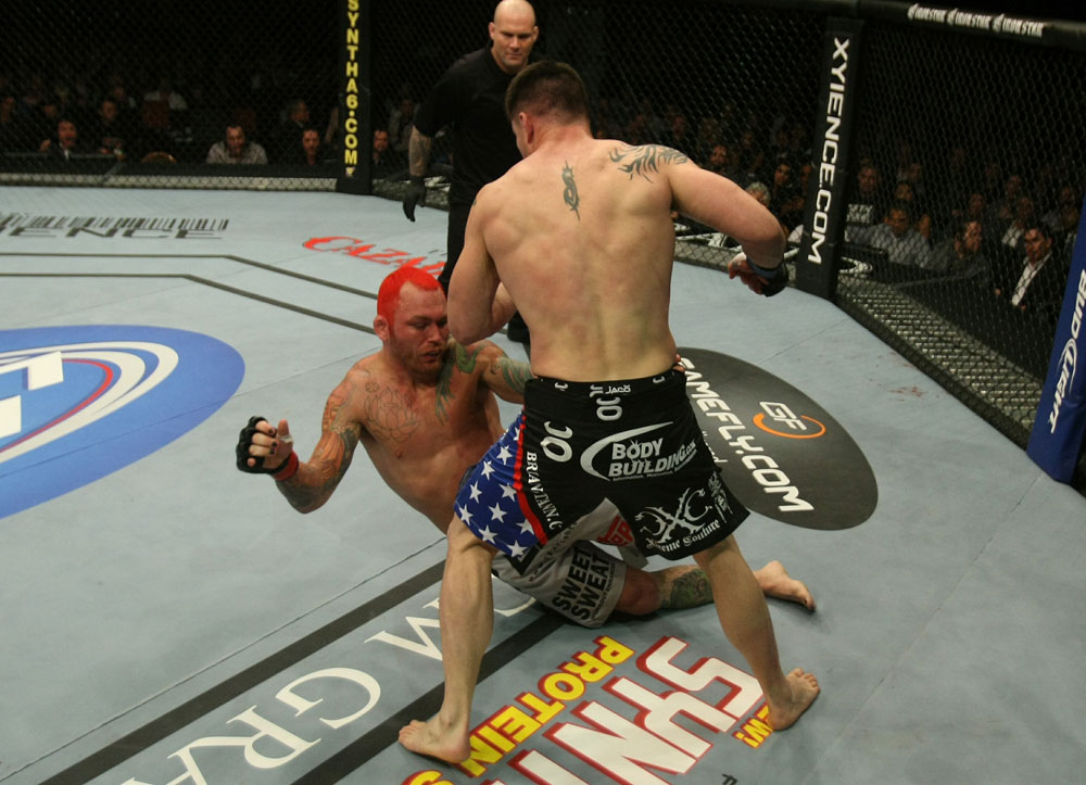 UFC 125: Leben vs. Stann