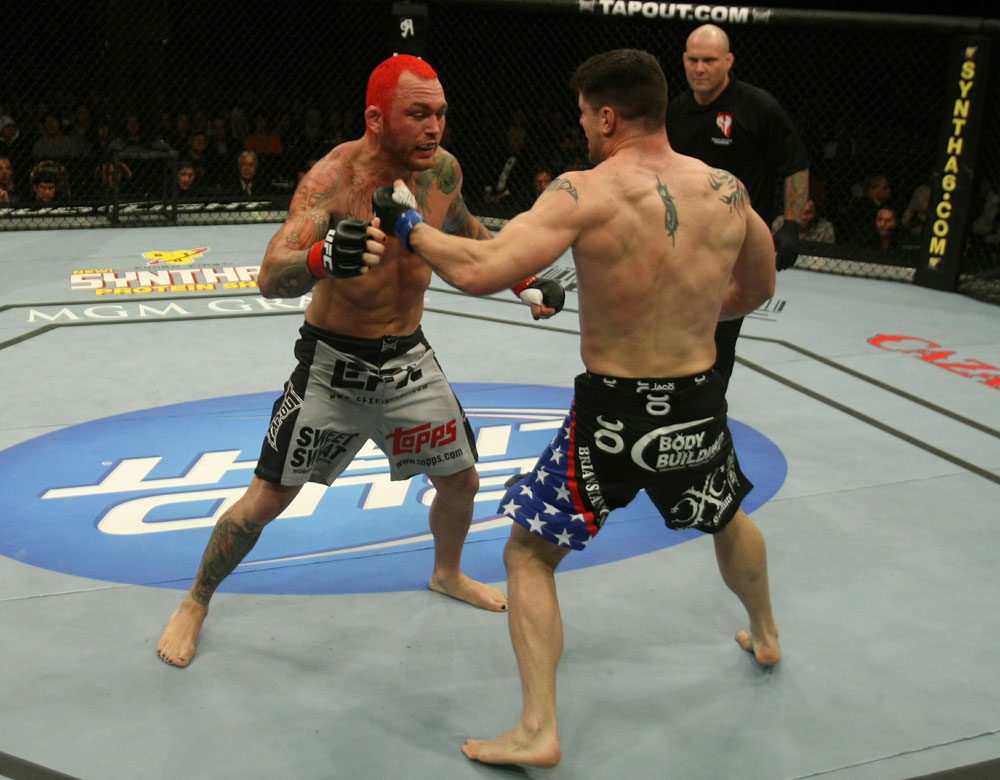 UFC 125: Leben vs. Stann