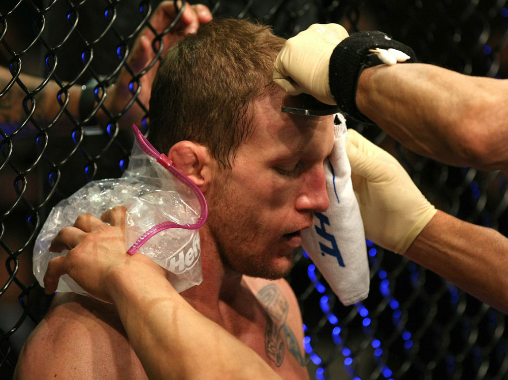 UFC 125: Gray Maynard