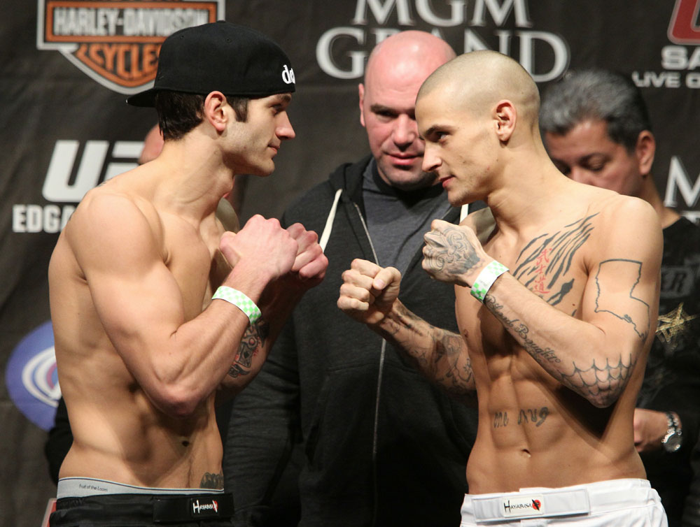 Grispi vs. Poirier
