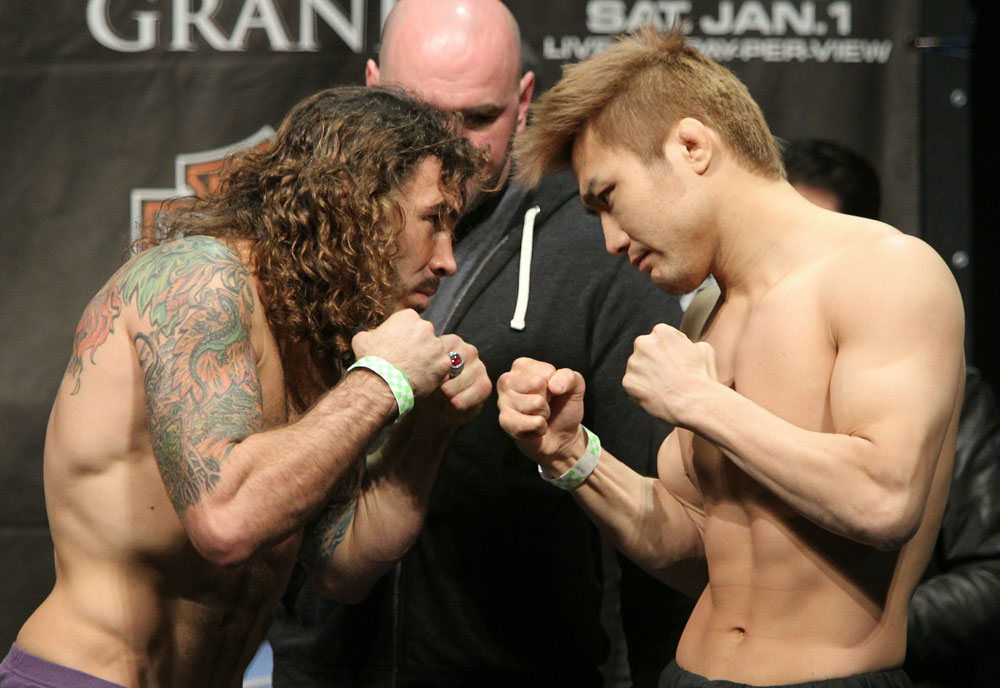 Guida vs. Gomi