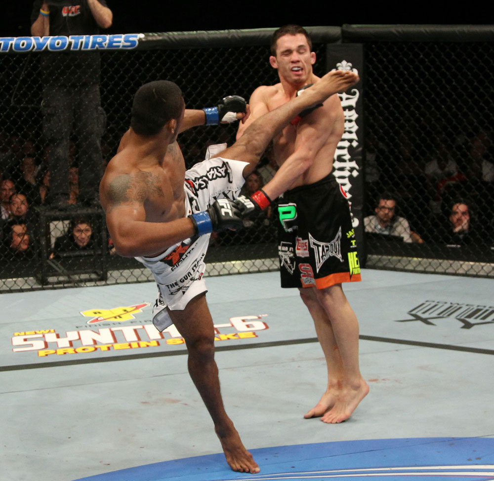 Jake Ellenberger vs Carlos Eduardo Rocha