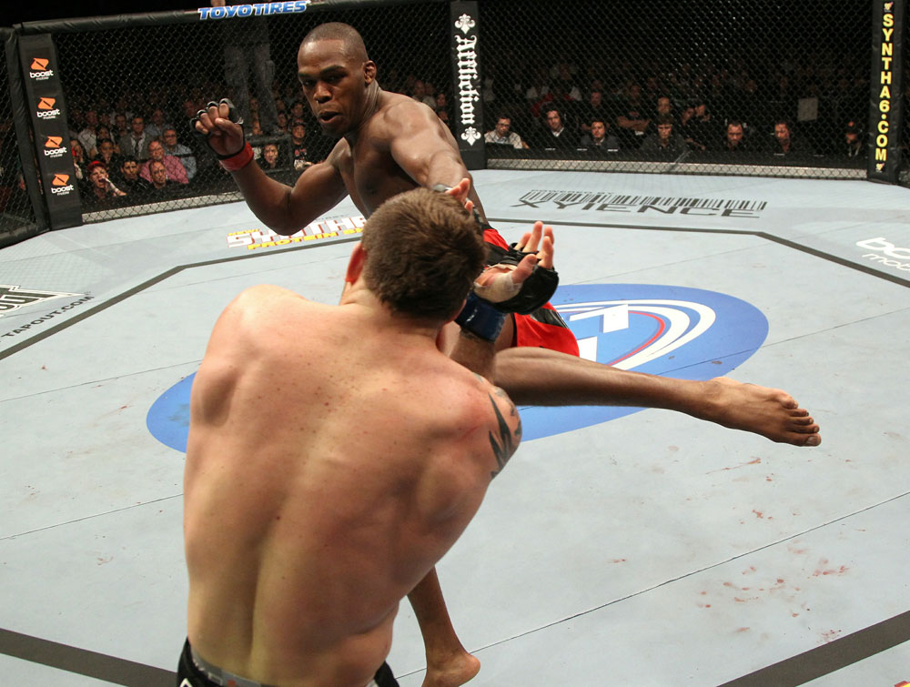 Jon Jones vs Ryan Bader