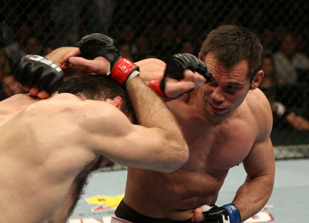 Forrest Griffin vs Rich Franklin