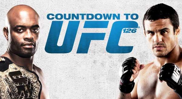 Countdown to UFC 126: Silva vs...