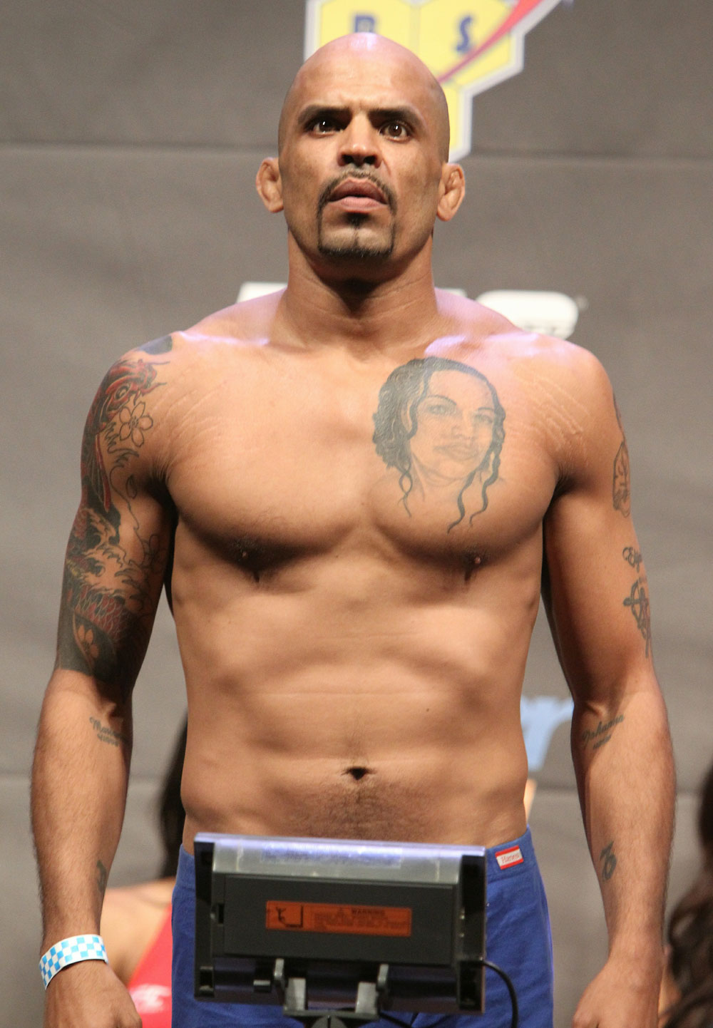 UFC 127 Weigh-in: Jorge Rivera