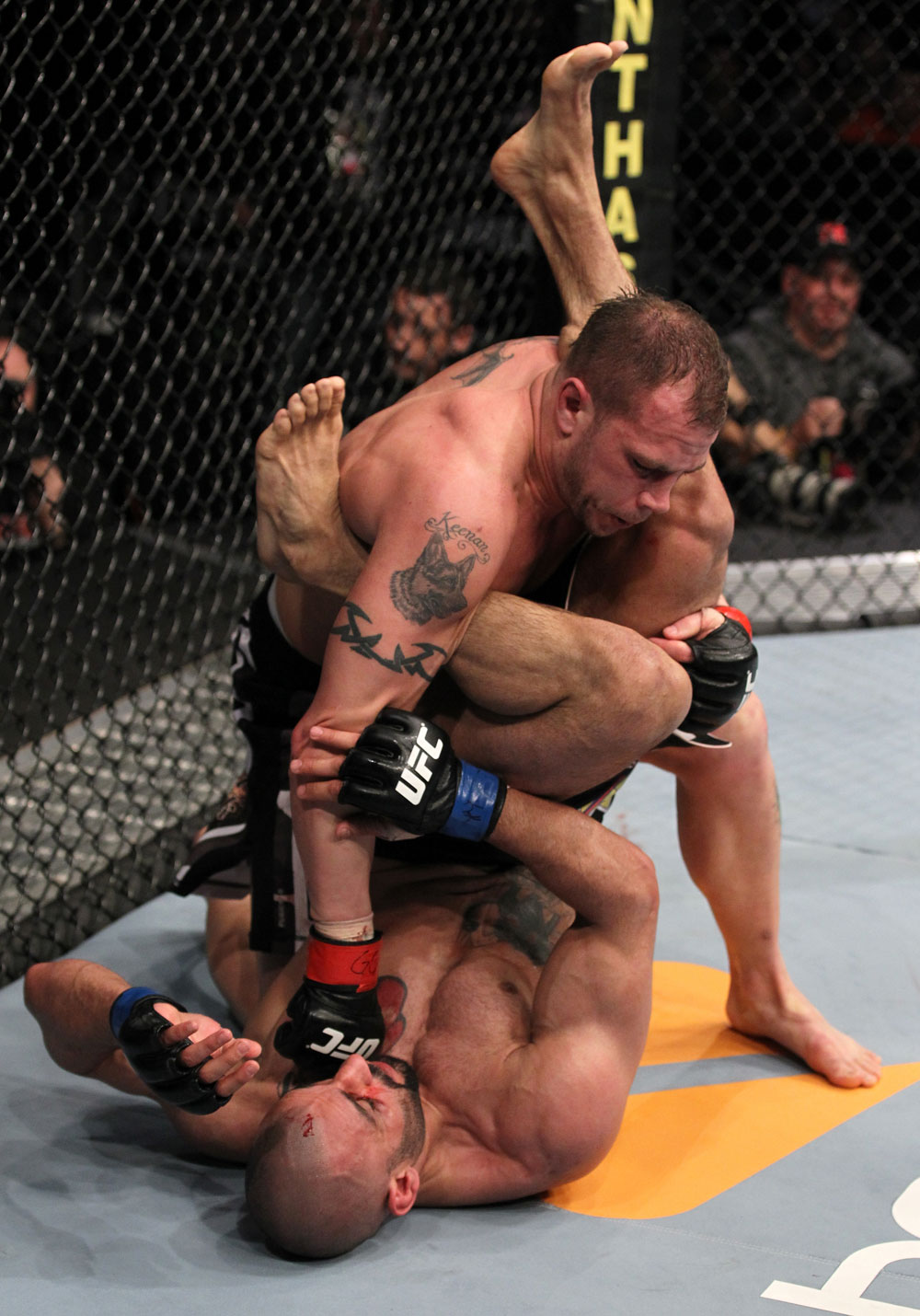 UFC 128: Catone vs. Phillipou