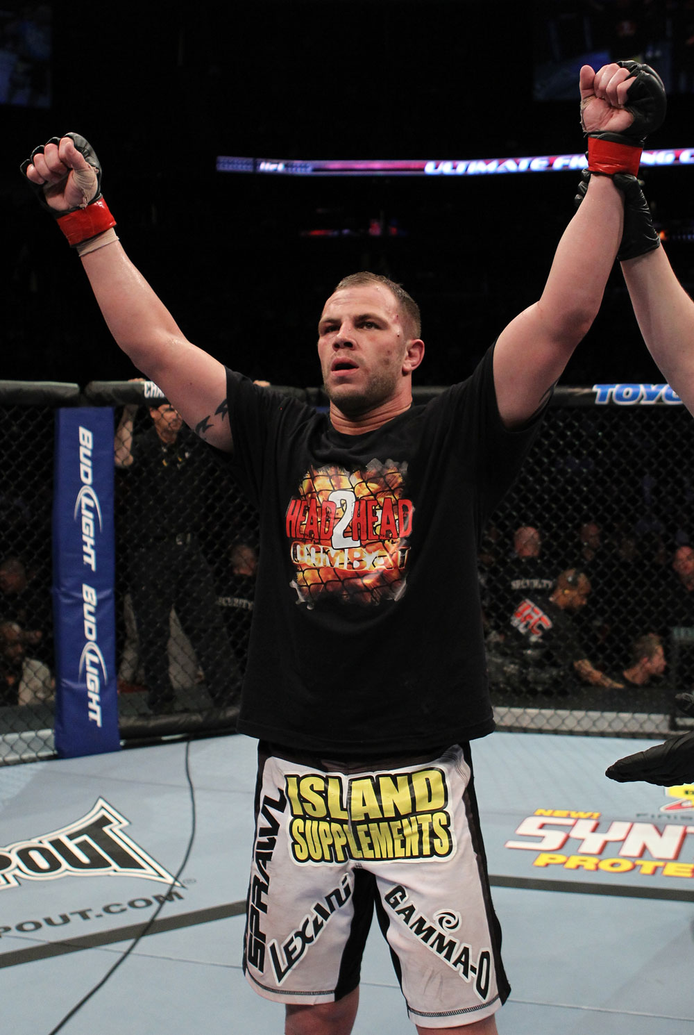 UFC 128: Winner Nick Catone