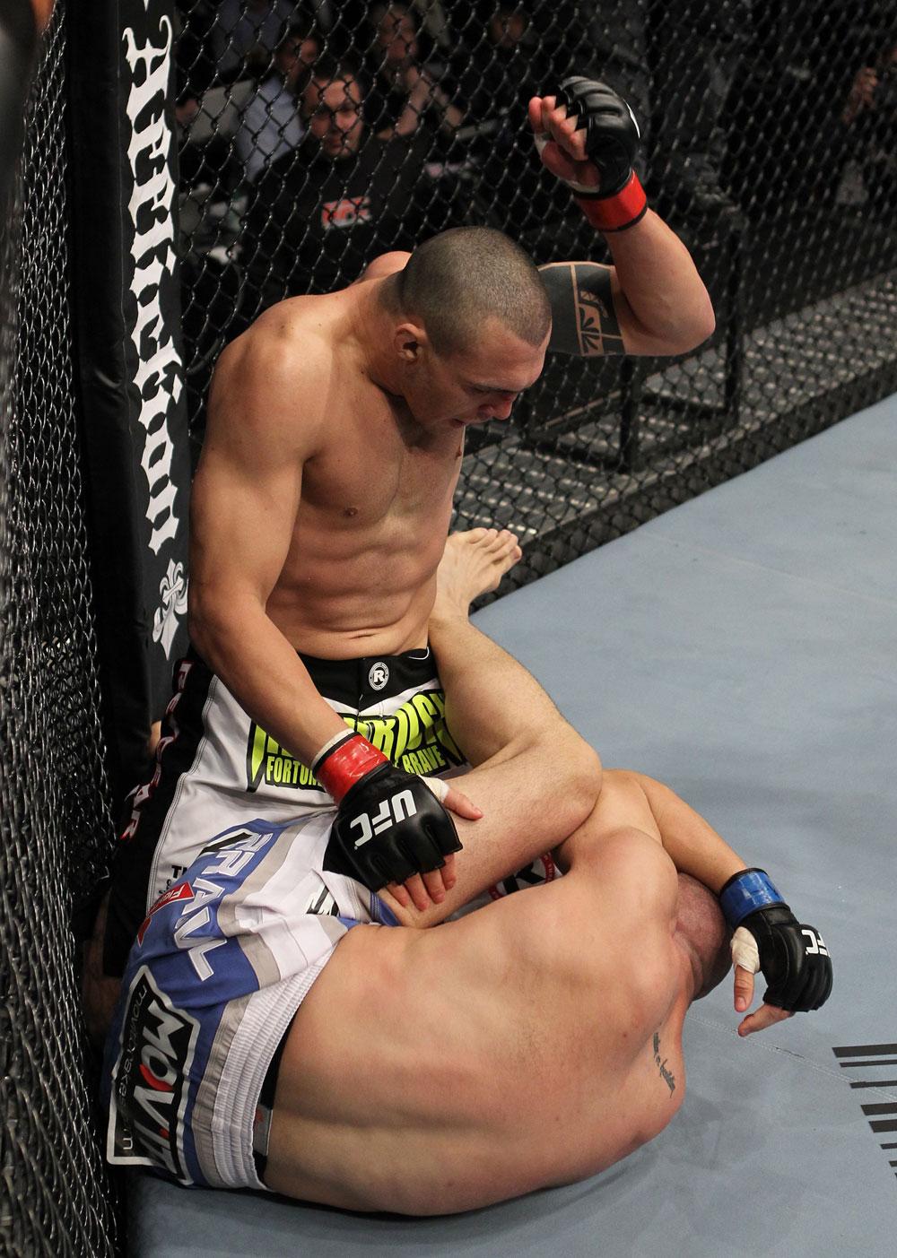 UFC 128: Cane vs Marshall