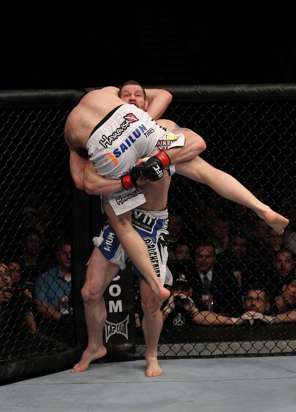 UFC 128: Marquardt vs. D. Miller