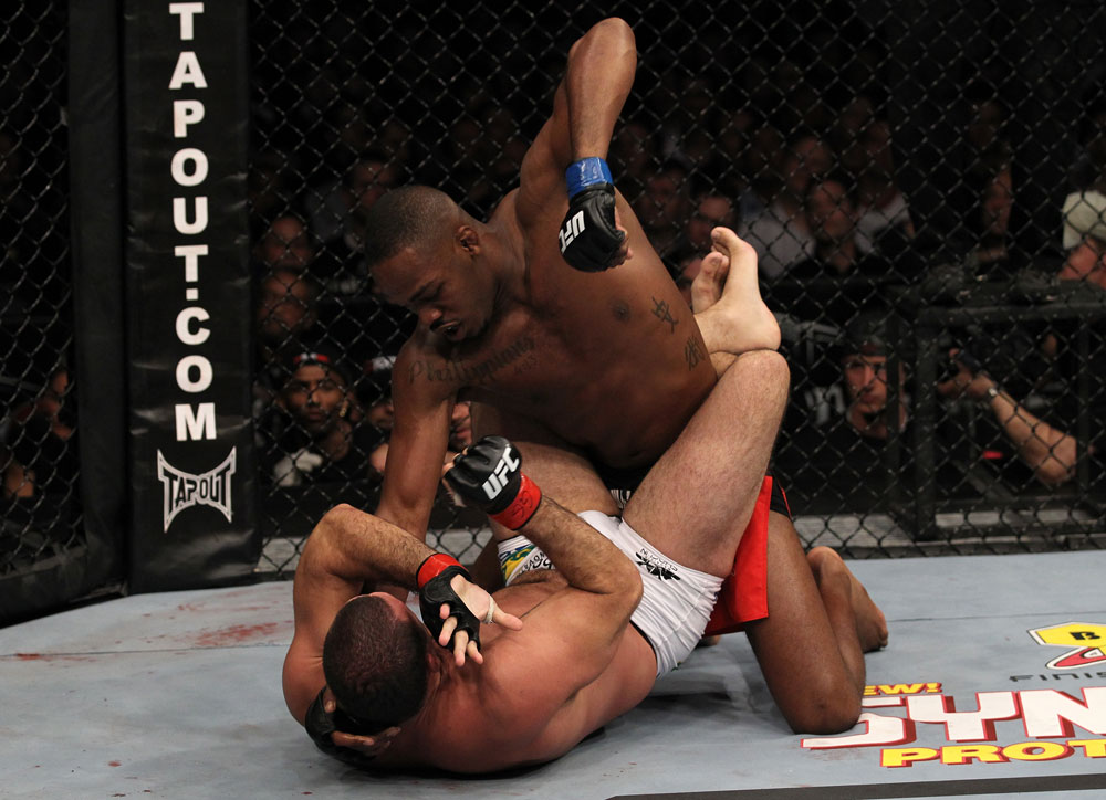 UFC 128: Rua vs. Jones