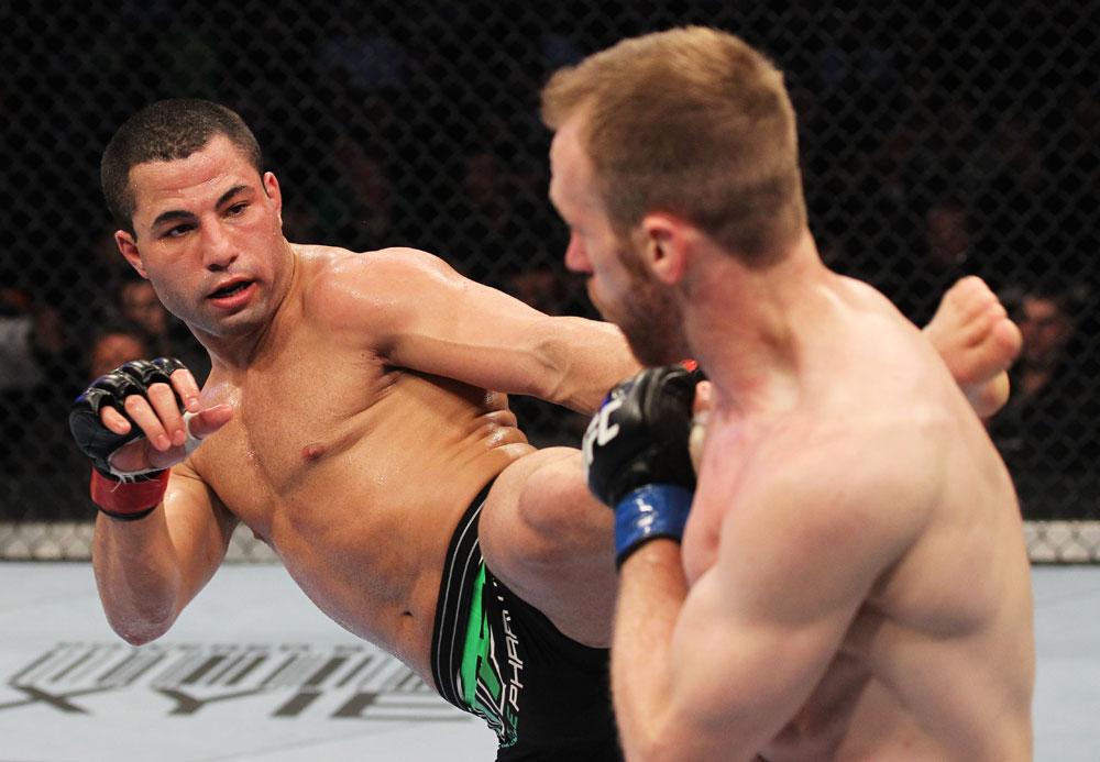 UFC lightweight John Makdessi
