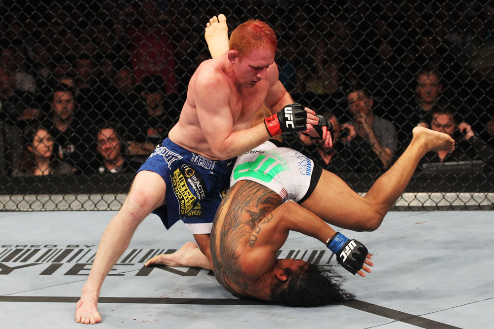 Ben Henderson vs Mark Bocek