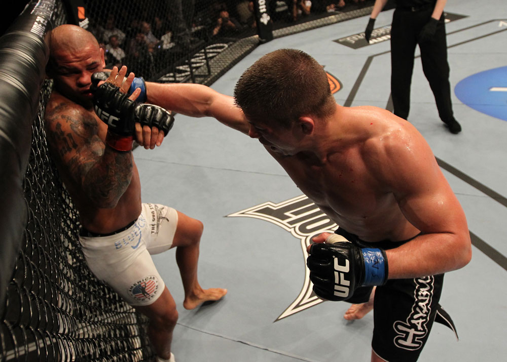UFC 130: Alves vs. Story