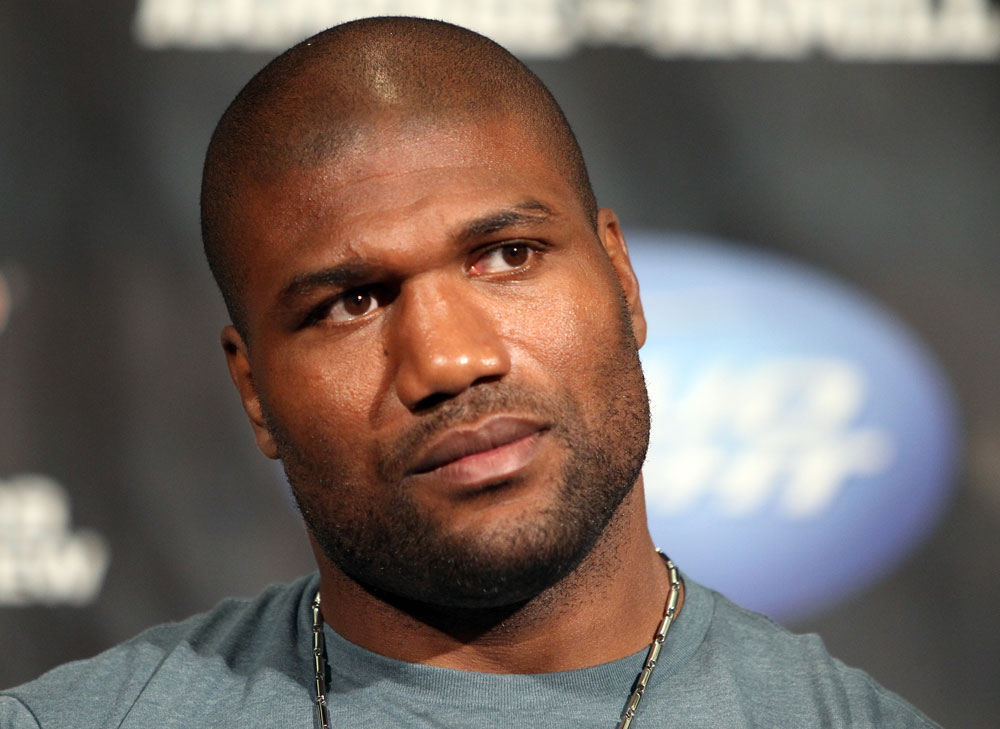 UFC 130 Press Conference: Rampage Jackson