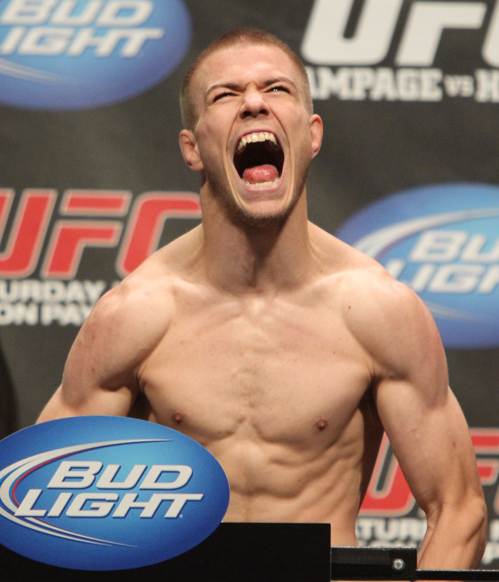 UFC 130 Weigh-ins: Michael McDonald