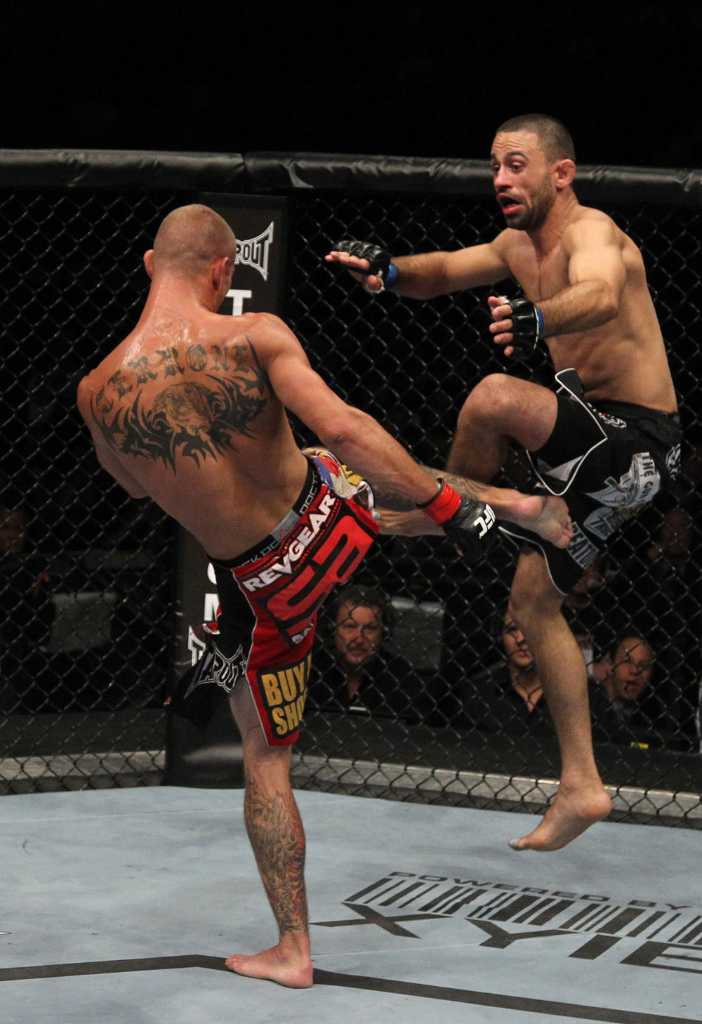 Donald Cerrone vs Vagner Rocha