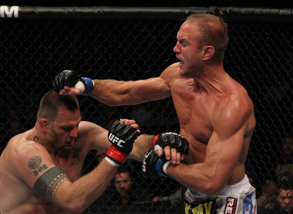 Dave Herman vs John-Olav Einemo