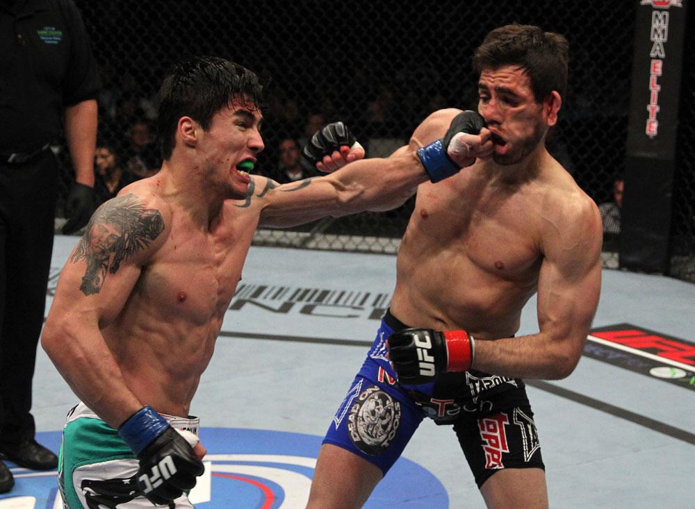 Kenny Florian vs Diego Nunes
