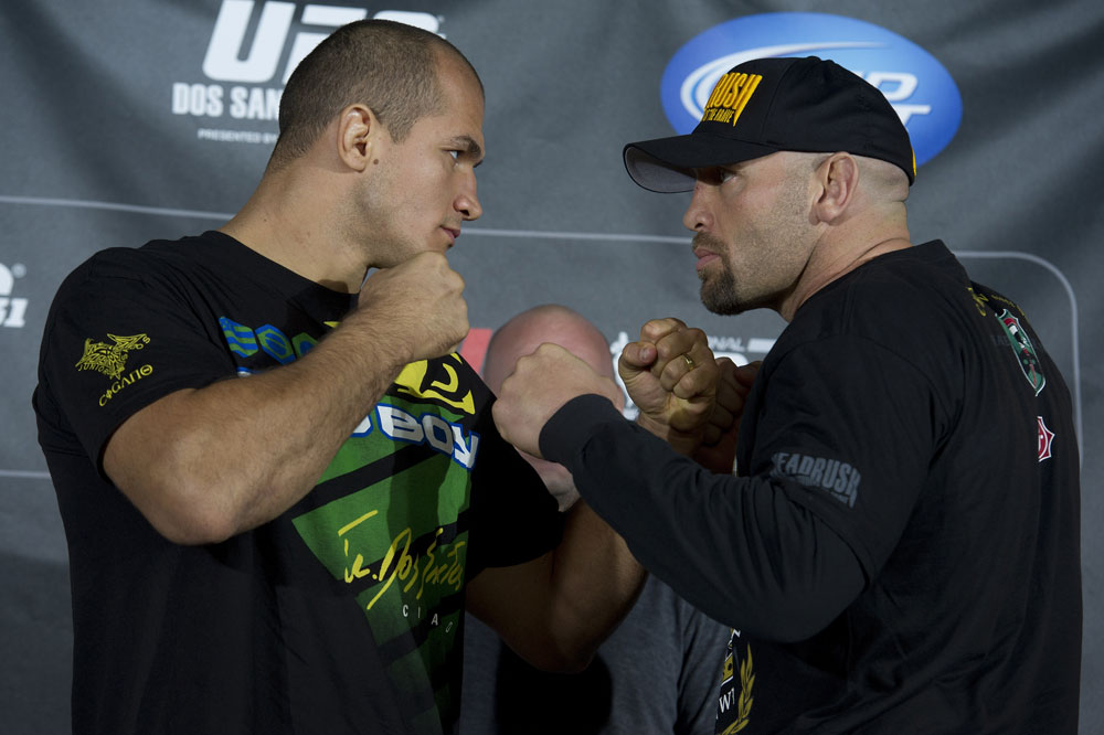 Junior dos Santos &amp; Shane Carwin