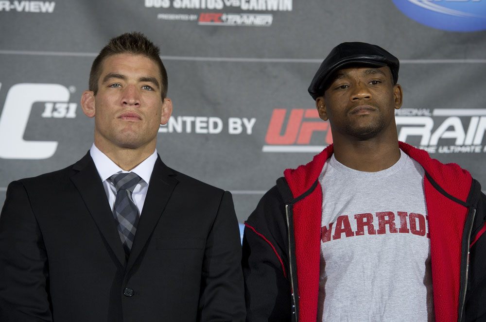 Sam Stout &amp; Yves Edwards