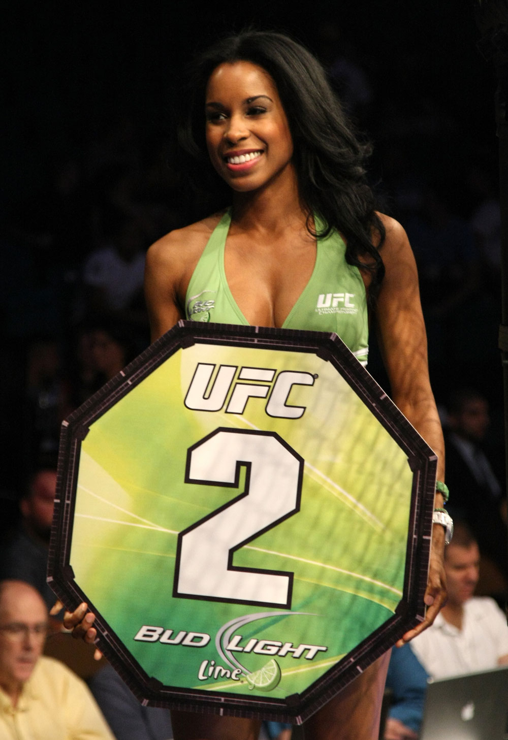 Octagon Girl Chandella Powell