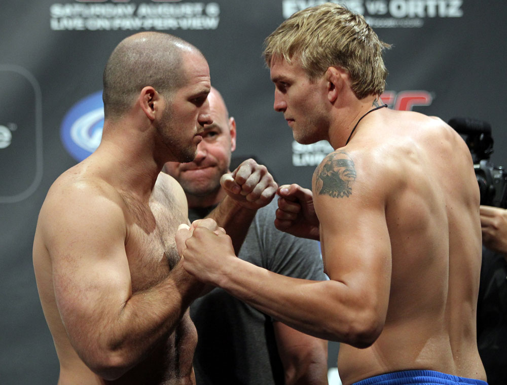 Hamill vs. Gustafsson