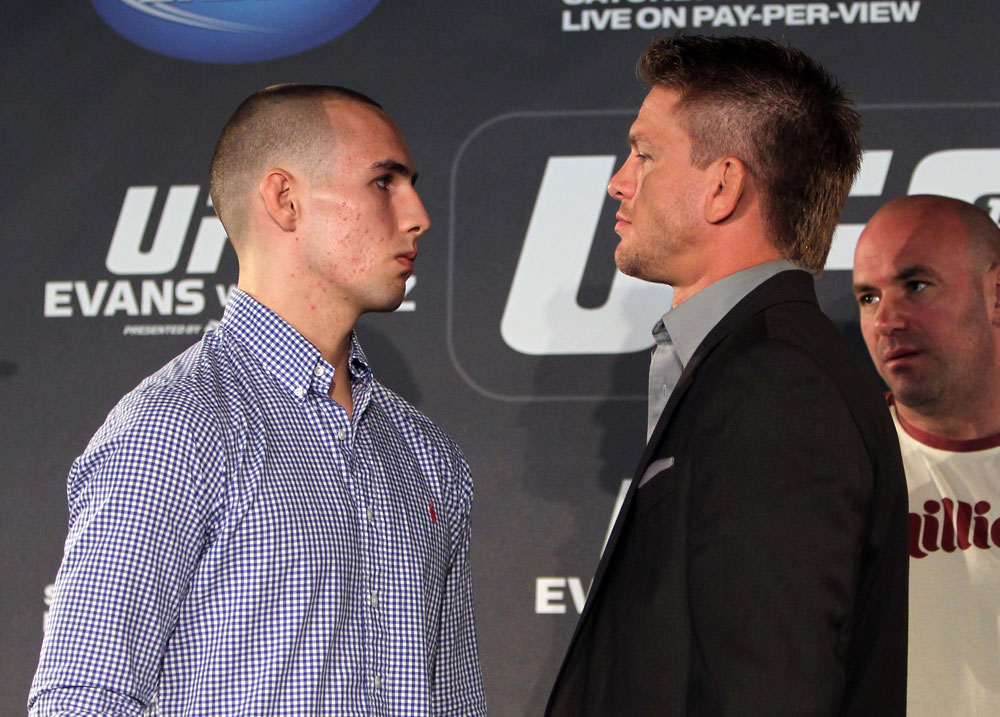 Rory MacDonald &amp; Mike Pyle