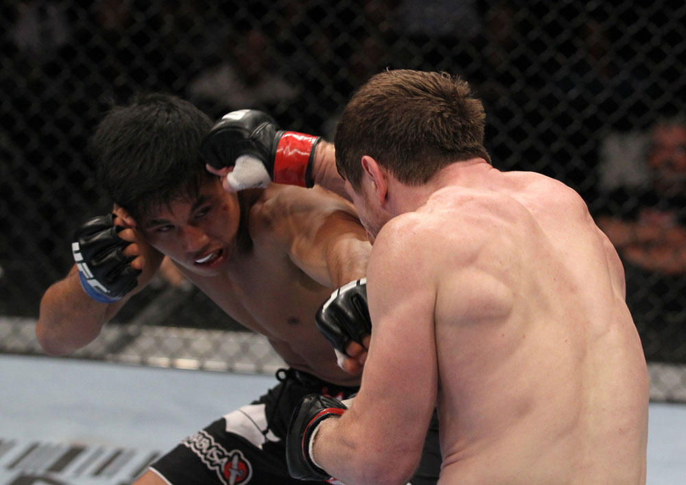 UFC 133: Brown vs. Phan