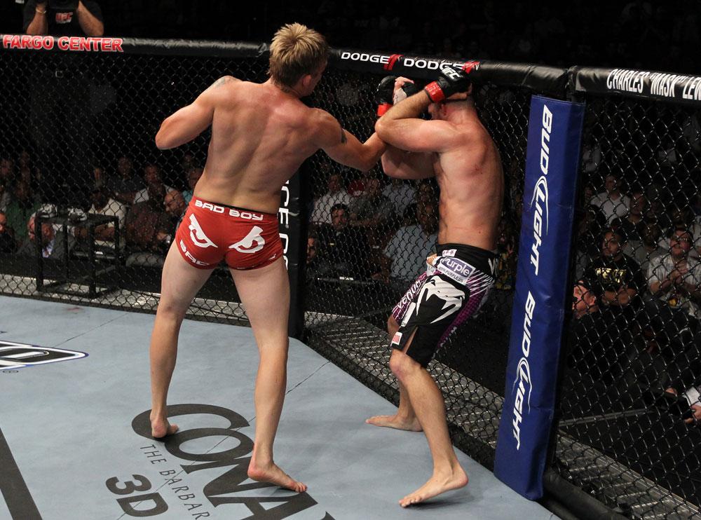 UFC 133: Hamill vs. Gustafsson