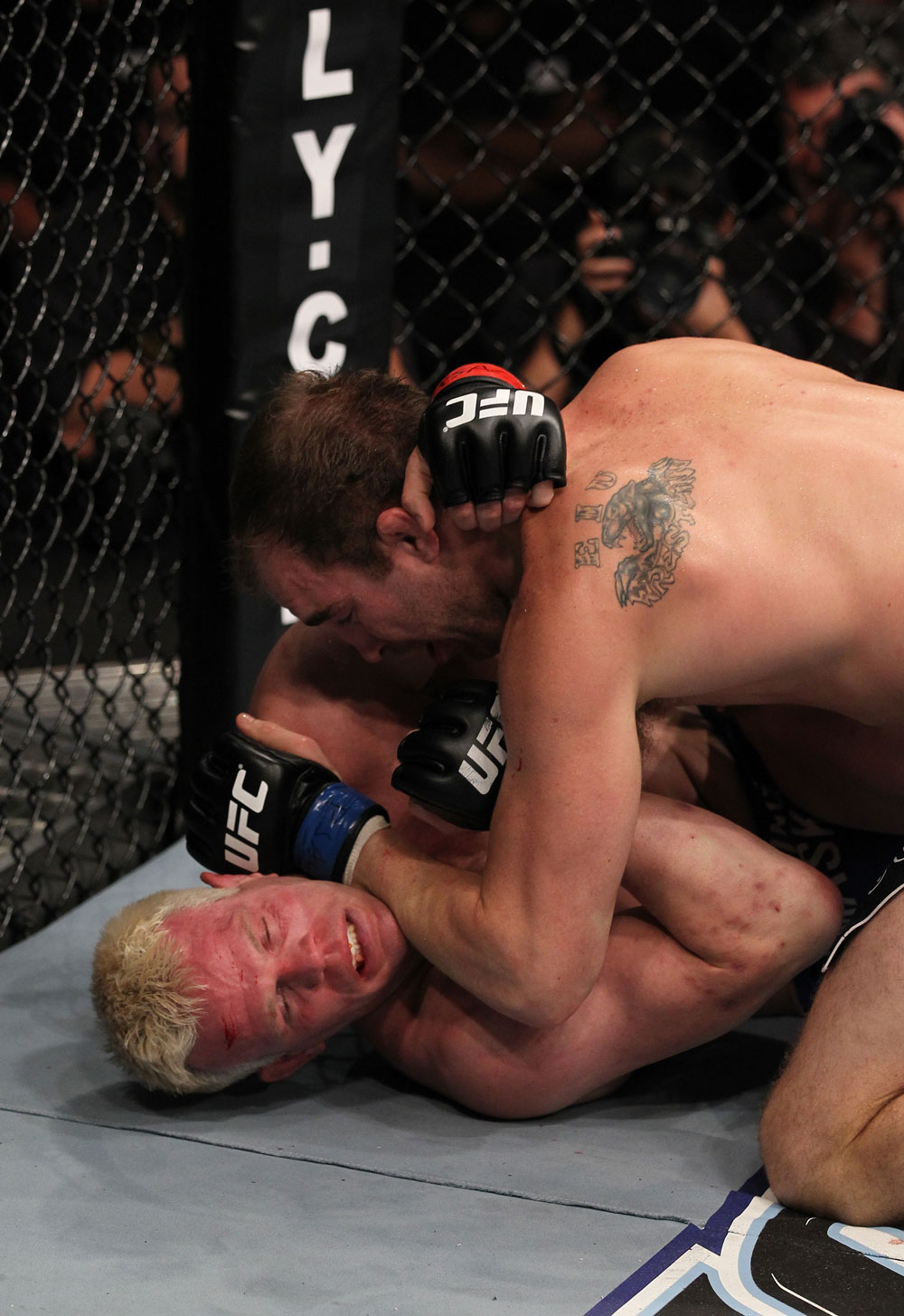 UFC 133: Hallman vs. Ebersole