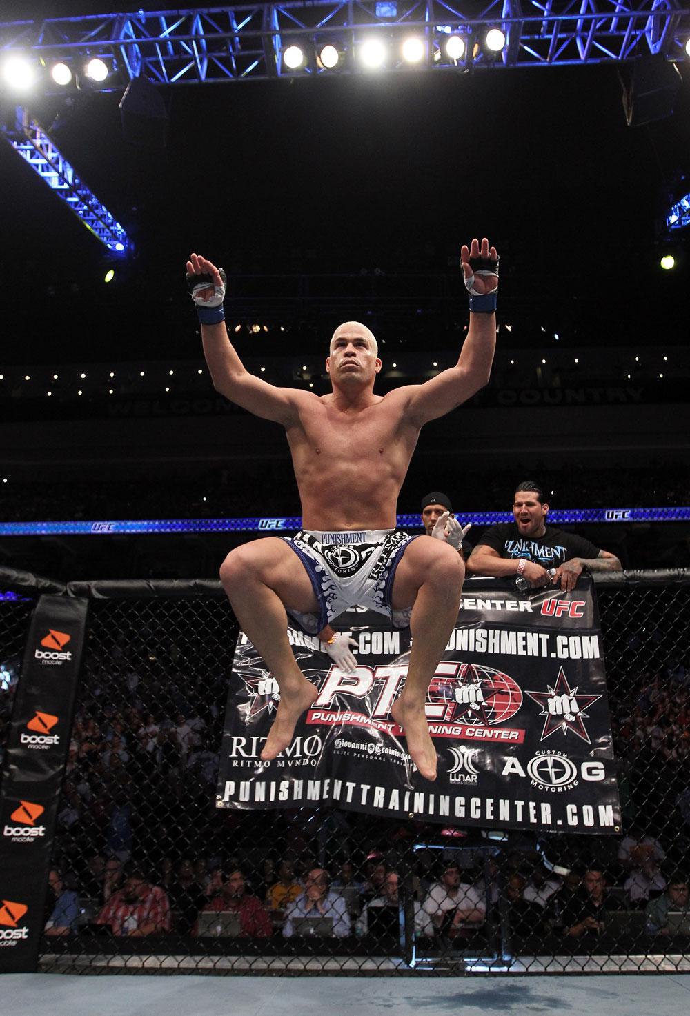 UFC 133: Tito Ortiz