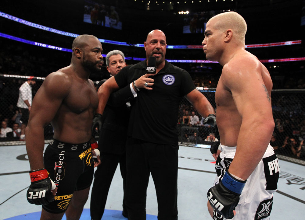 UFC 133: Evans vs. Ortiz