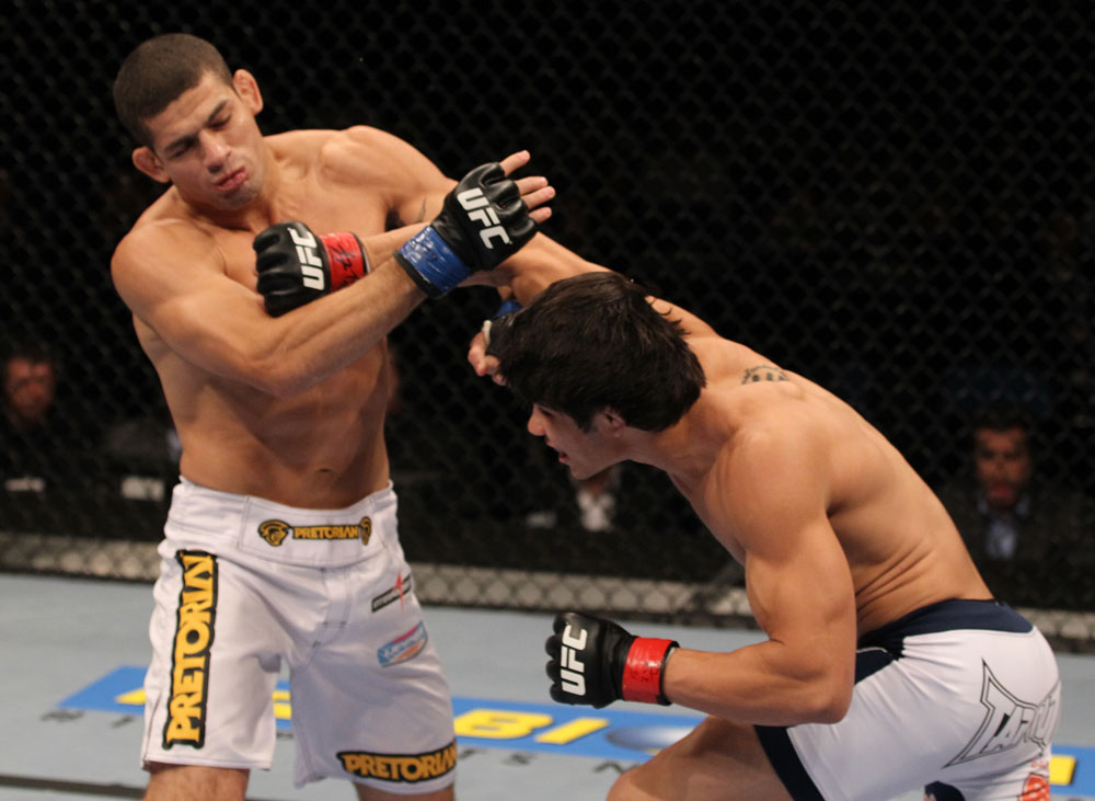 UFC welterweight Erick Silva