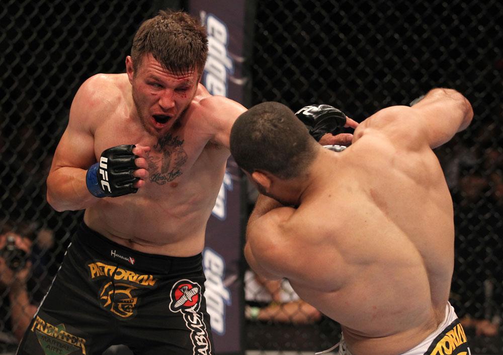 UFC welterweight Dan Miller