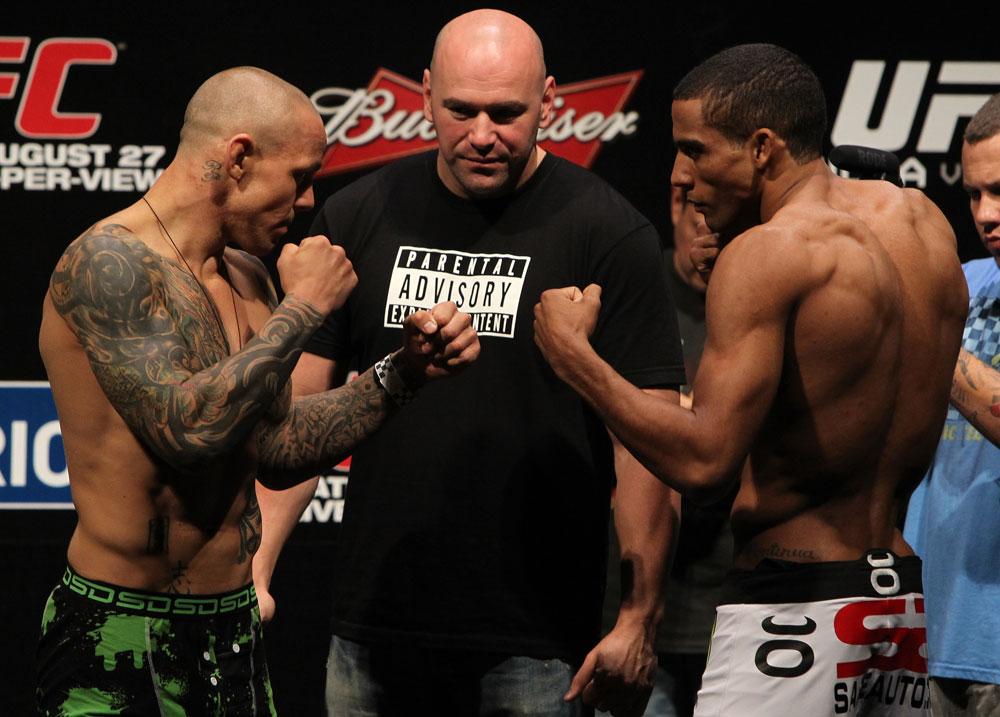 Ross Pearson &amp; Edson Barboza