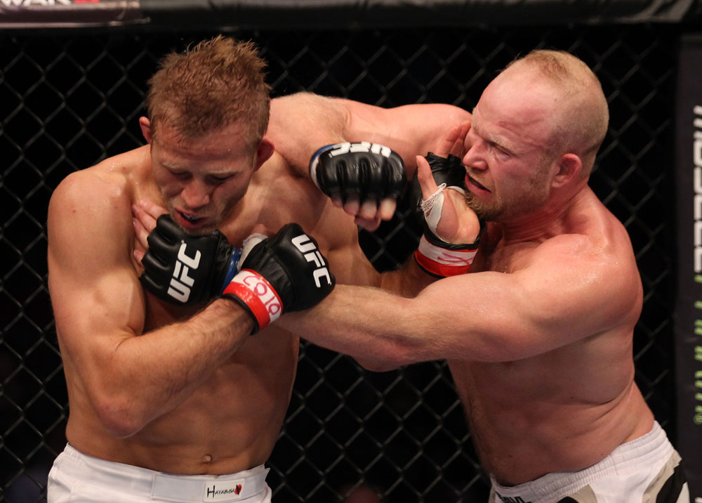 Ring vs Boetsch