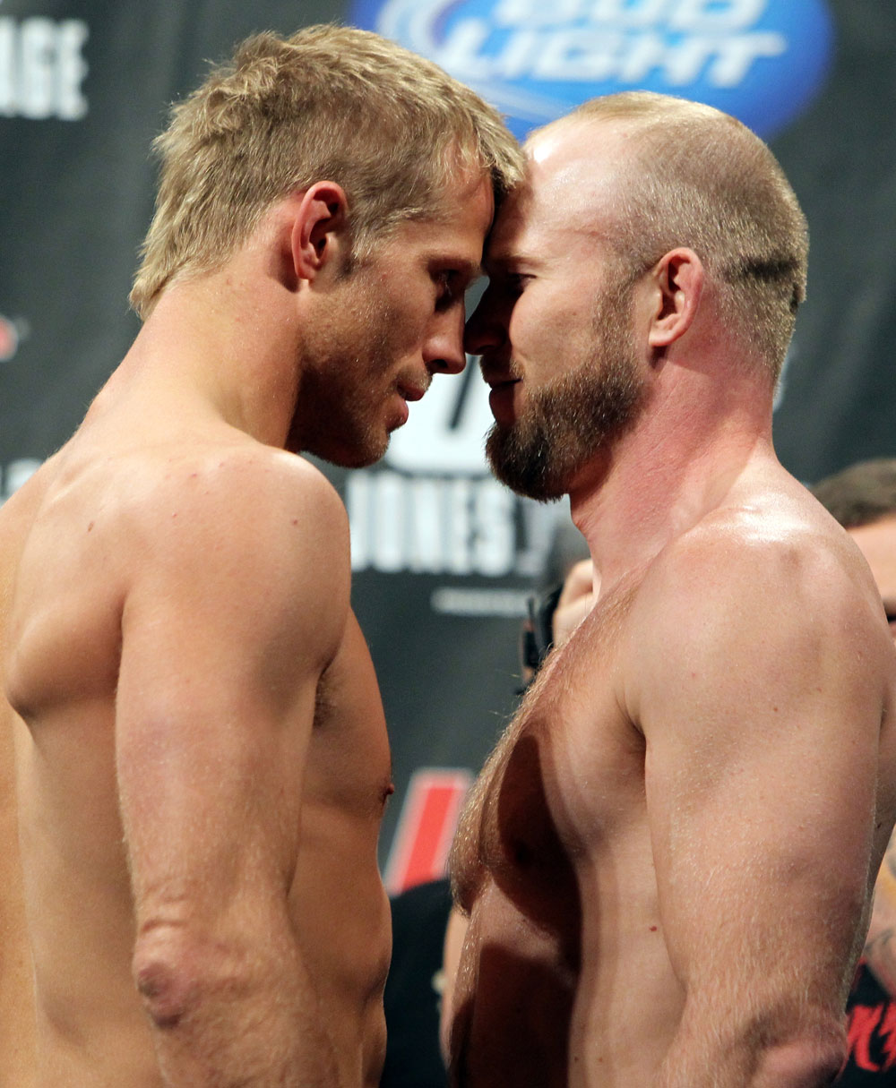 Nick Ring vs Tim Boetsch