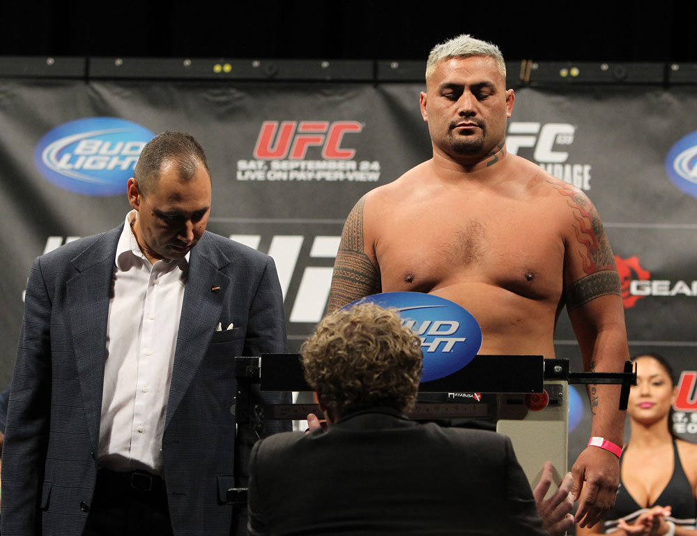 Mark Hunt
