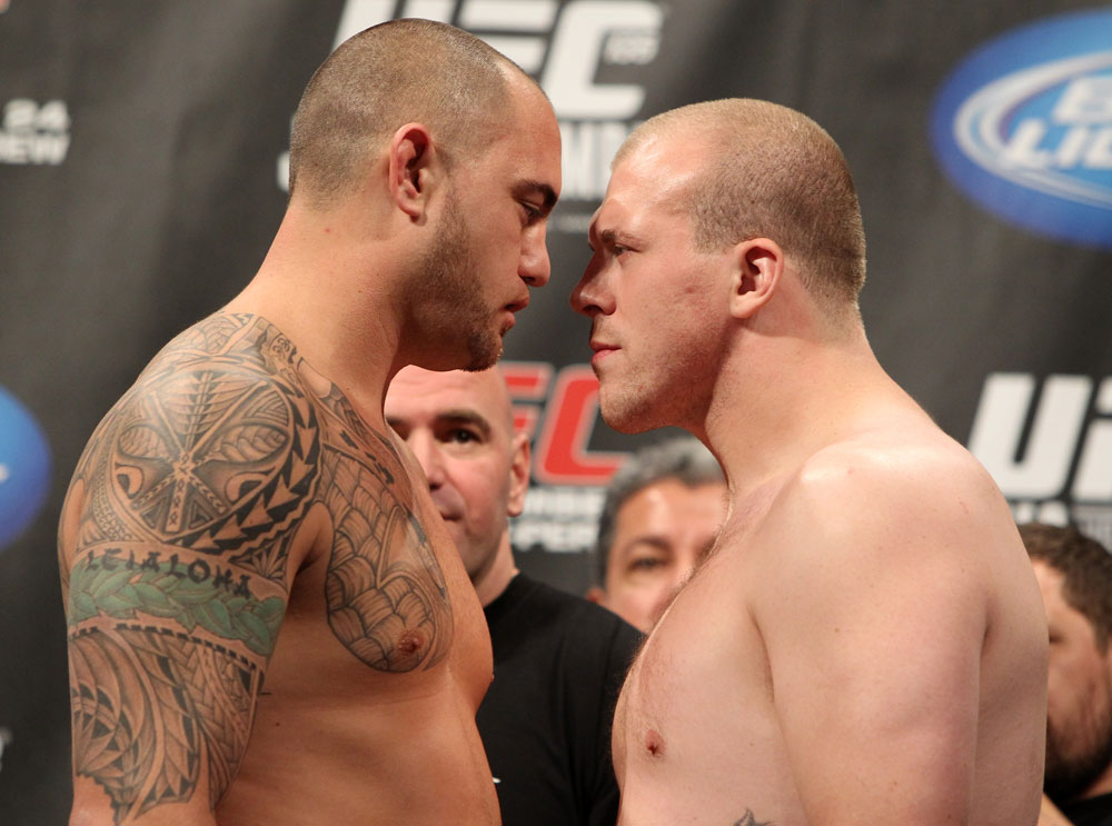 Travis Browne vs Rob Broughton