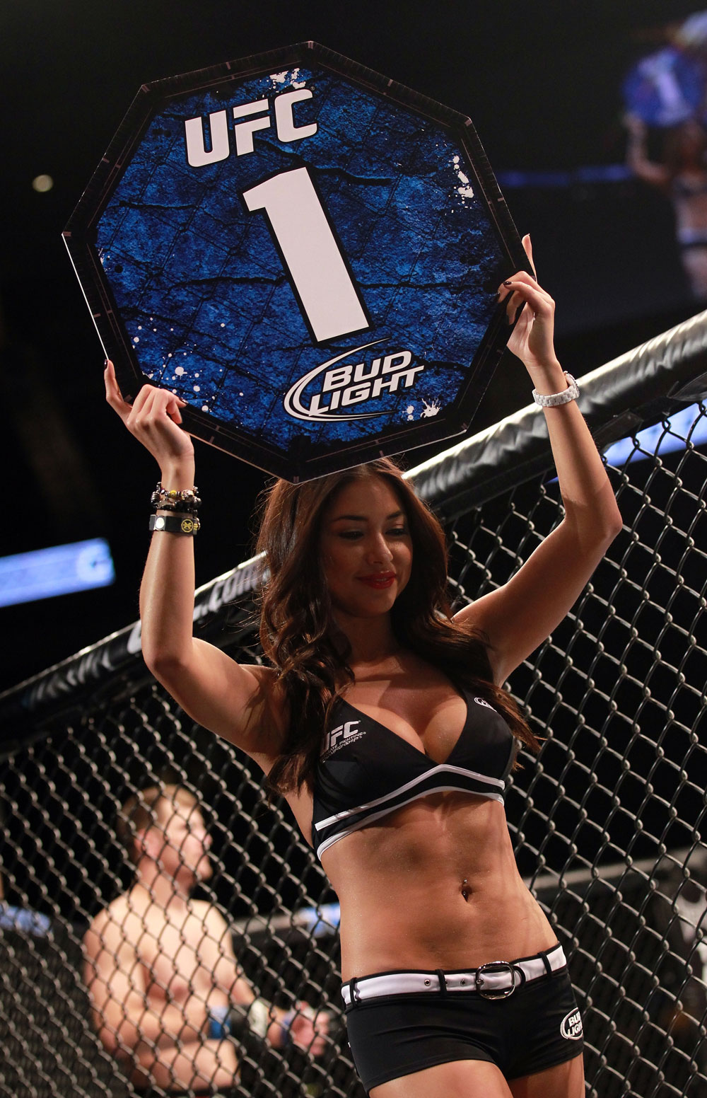 Octagon Girl Arianny Celeste