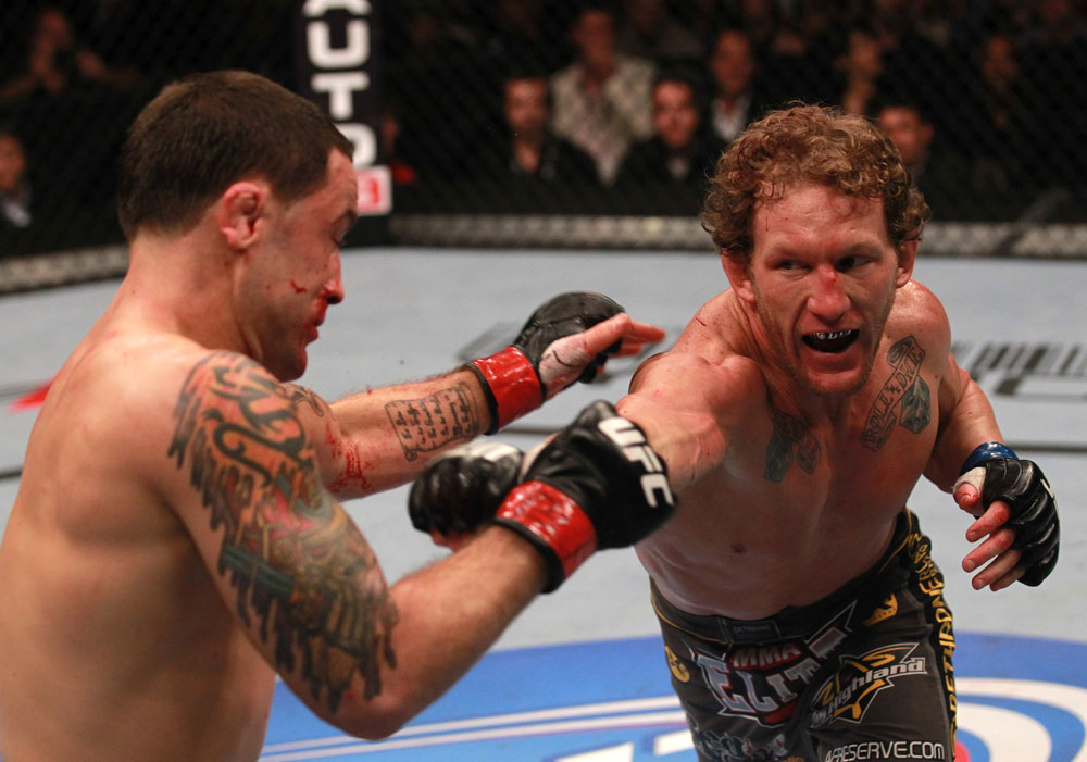 UFC lightweight contender Gray Maynard