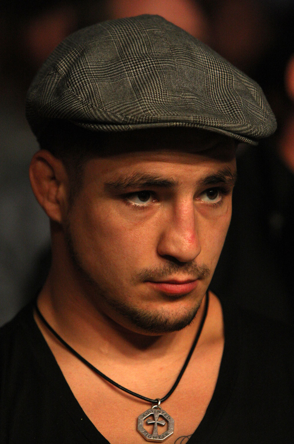 UFC Fighter Diego Sanchez attends UFC136